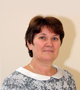 Шаркова Антонина Васильевна, заведующий кафедрой д/н