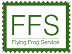 Logo Flying Frog Service