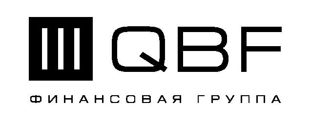 Логотип финансовой группы QBF